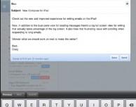 Come sostituire il tasto Archivia con la funzione Elimina in Gmail via Exchange – Guida iPadItalia
