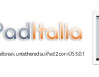 Come eseguire il jailbreak untethered su iPad 2 con iOS 5.0.1 – Guida Mac