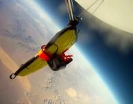 iPad 2 sopravvive ad una caduta dallo spazio da più di 100'000 piedi d'altitudine