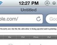 Trovata una nuova vulnerabilità in Mobile Safari su iOS 5.1