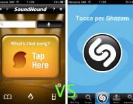 Shazam vs SoundHound – Il confronto di iPadItalia