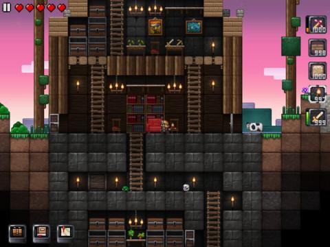 """Aggiornamento per il gioco """"Junk Jack"""" di Minecraft"""