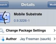 Il Mobile Substrate si aggiorna ed introduce la possibilità di disattivare le estensioni all'avvio dell'iPad – Cydia