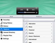 Waft, l'app per ascoltare la radio dal vostro iPad