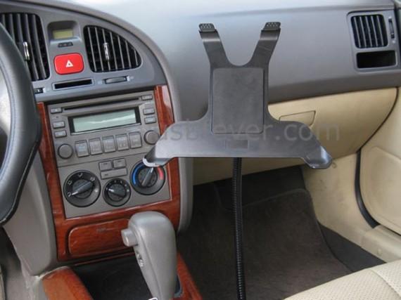 Usbfever presenta un nuovo supporto da auto per ipad - Porta navigatore auto ...