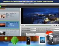 Scarica gratuitamente l'app Video Converter Clone2Go