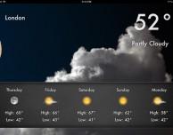 Weather 2x, un'ottima applicazione per conoscere le condizioni del meteo