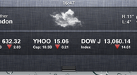 Stock NC Widgets for iPad: i widget della Borsa e del Meteo nel Centro Notifiche dell'iPad – Cydia
