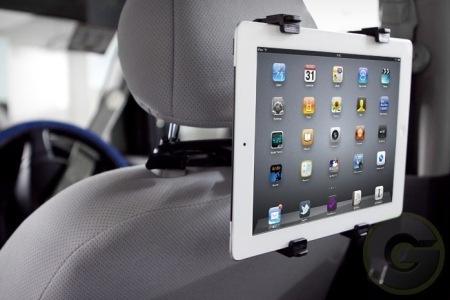 Supporto da auto universale per ipad al prezzo di 19 90 ipad italia - Supporto per ipad da letto ...