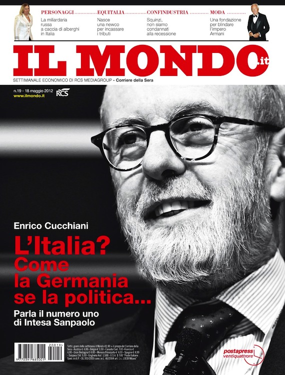"""La rivista """"Il Mondo"""" si rinnova e arriva su iPad - iPad Italia Blog"""