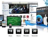 Scarica in offerta gratuita MaxDVD Ripper Pro per Mac e Windows