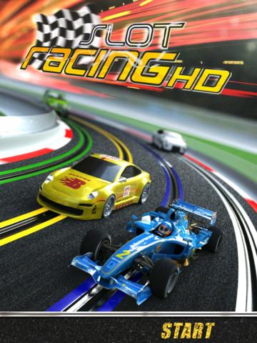 Slot racing ipad