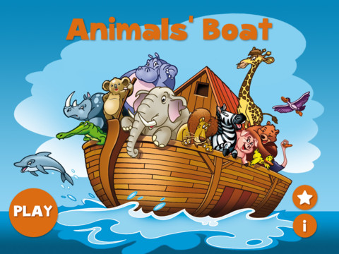 arca animali ipad