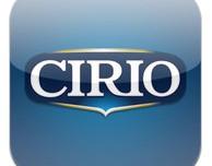 iPOMODORO HD: un ricettario gratuito di Cirio basato interamente sul pomodoro!