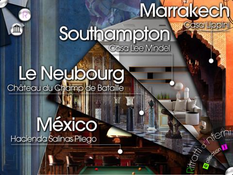 Ritratti d 39 interni la rivista dedicata alle case pi for Rivista interni