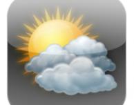 EyeO Weather, consulta le previsioni meteorologiche per 10 luoghi differenti