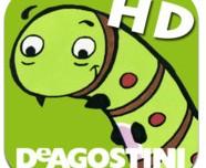 """Bruno il bruco HD: l'app per bimbi dai 3 anni in su realizzata con la tecnica del """"video scribing"""" e distribuita con prezzo maggiorato per la versione dedicata al nuovo iPad!"""