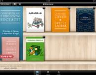 """""""Biblioteca del Corriere della Sera"""": tanti libri da poter acquistare su iPad"""