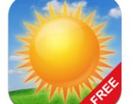 Disponibile su App Store la versione gratuita di OurWeather