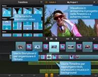 Pinnacle Studio disponibile gratuitamente su App Store: crea i tuoi filmati professionali!