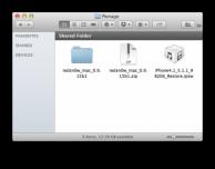 Ri-ripristinare una versione di iOS 5 su un dispositivo A5 o successivo – Guida