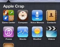 Nascondere l'icona Edicola su iPad, senza jailbreak!