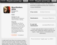 Regalare le applicazioni tramite l'App Store di iOS 6? Ecco come fare – Guida