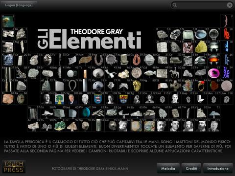 Gli elementi un 39 esplorazione visiva quando la chimica - Tavola periodica per bambini ...