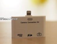 Il Camera Connection Kit Lightning non ufficiale è ora disponibile per iPad di quarte generazione e iPad mini