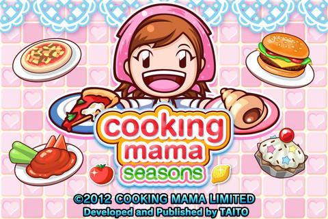 Cooking mama seasons il gioco di cucina pi noto di tutti - Il gioco della cucina ...