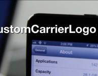 CustomCarrierLogo, il programma per modificare il logo operatore su iPad senza jailbreak – Windows