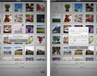 Ridimensionare le foto salvate su iPad con l'app Reduce