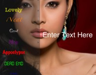 Scarica in offerta gratuita l'app Text On Pics