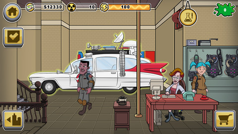 gioco ghostbusters