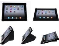 Kraun presenta due custodie protettive che si trasformano anche in comodi stand per il New iPad e iPad Mini.