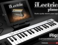 iLectric Piano: fino a 40 strumenti di fama mondiale sul vostro iPad.