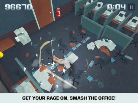 Smash the Office iPad pic0