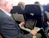La FAA darà il via libera all'uso degli iPad durante il decollo e l'atterraggio
