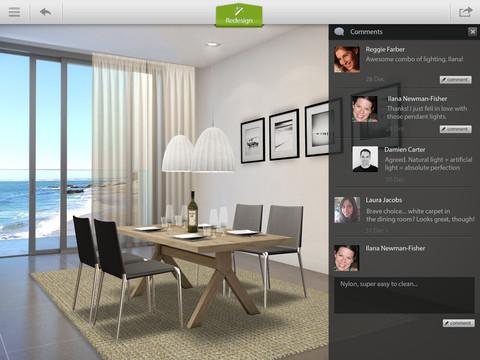 la nuova app gratuita autodesk homestyler permette di