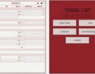 Con Travel List viaggi tranquillamente senza dimenticare più nulla a casa