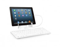 Macally presenta la nuova tastiera lightning con stand per iPad
