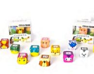 Giochi Preziosi presenta i Cupets, simpatici animaletti che interagiscono con l'iPad