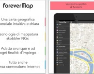 Mappe online e offline grazie a ForeverMap 2