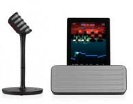 Karaoke con l'iPad? Philips propone un sistema con microfono wireless e altoparlante