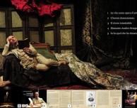 Gabriele d'Annunzio: un'opera unica e innovativa che racconta la vita del Vate su iPad