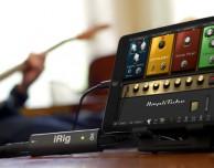 Sfrutta il tuo iPad con il tuo strumento musicale grazie ad iRig HD