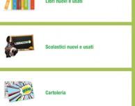 Acquista libri scolastici, anche usati, con l'app Libraccio