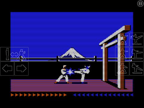Karateka Classic iPad pic0