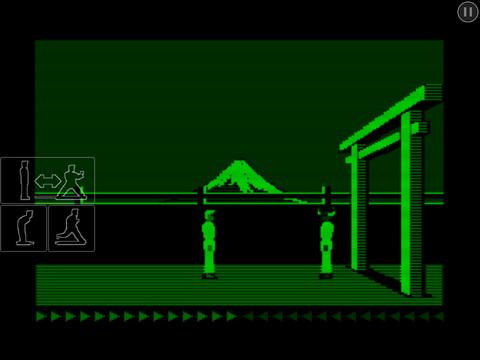 Karateka Classic iPad pic1