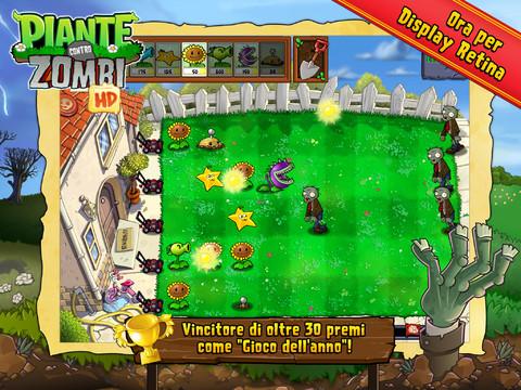 gioco di piante contro zombi da